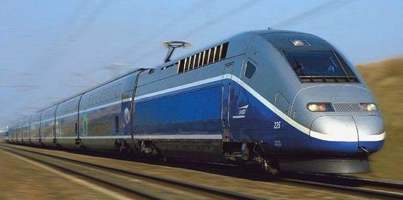 Bildergebnis für TGV Bahn